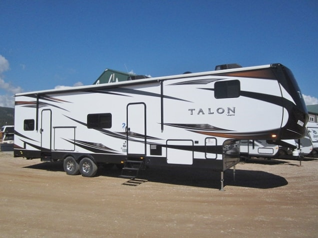 NEW 2018 JAYCO TALON 393T - Jack's Campers