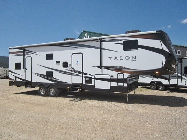 NEW 2018 JAYCO TALON 313T - Jack's Campers