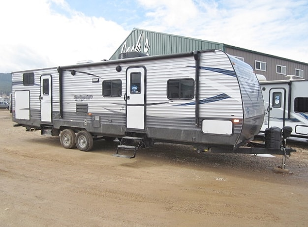 NEW 2018 KEYSTONE SUMMERLAND 3030BH - Jack's Campers