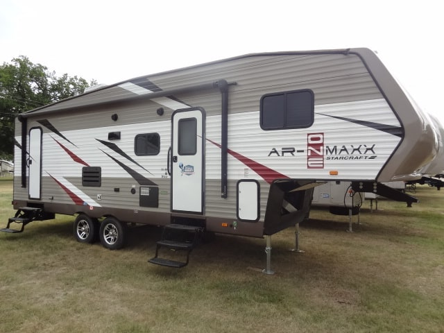 NEW 2017 STARCRAFT AR-ONE-MAXX 26BHS - Jack's Campers