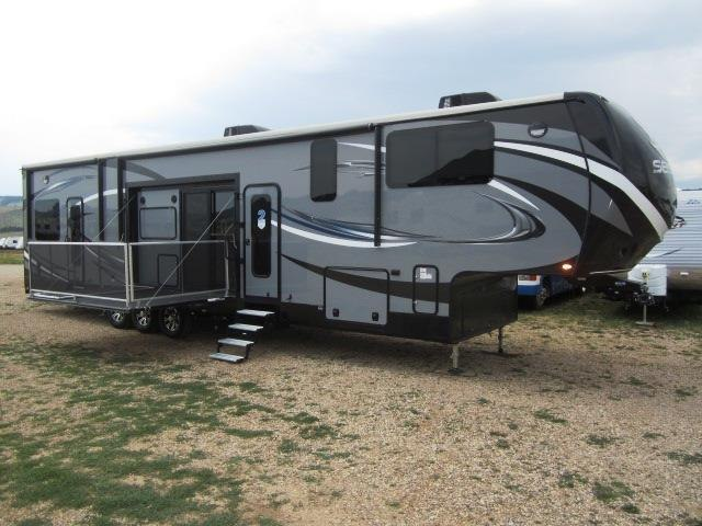 NEW 2017 JAYCO SEISMIC 4212 - Jack's Campers