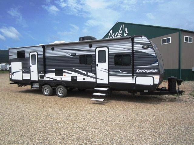 USED 2017 KEYSTONE SPRINGDALE 303BH - Jack's Campers