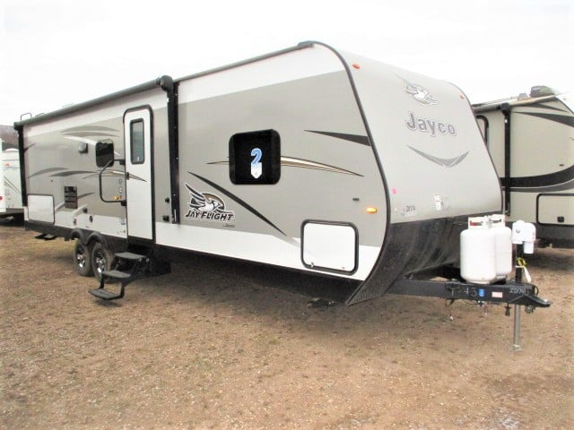 NEW 2017 JAYCO JAY FLIGHT 29BHDB
