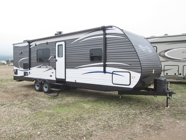 NEW 2017 DUTCHMEN ASPEN TRAIL 2870RKS - Jack's Campers