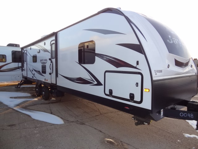 USED 2016 JAYCO WHITE HAWK 33RLBS - Jack's Campers