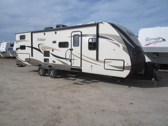 NEW 2018 FOREST RIVER WILDCAT 281DBK - Jack's Campers