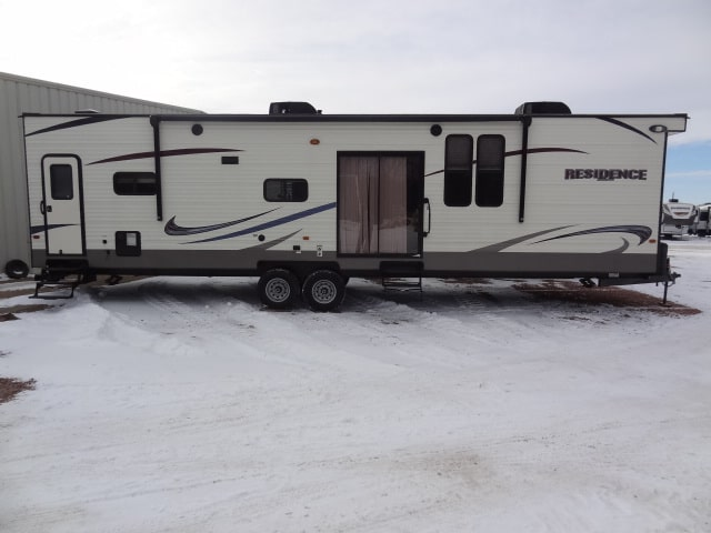 NEW 2016 KEYSTONE RESIDENCE 406FB - Jack's Campers