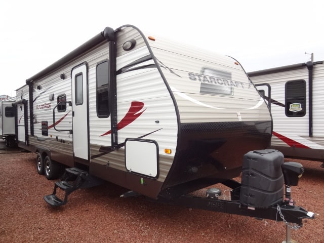 NEW 2015 STARCRAFT AUTUMN RIDGE 309BHL - Jack's Campers