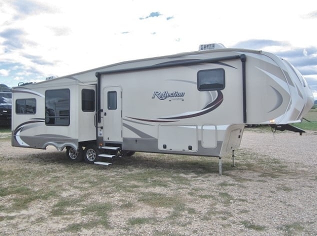 USED 2015 GRAND DESIGN REC REFLECTION 337RLS - Jack's Campers