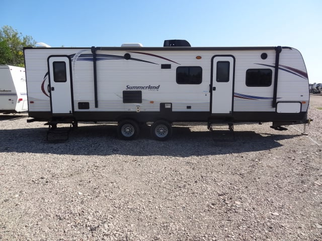 NEW 2015 KEYSTONE SUMMERLAND 2820BH - Jack's Campers