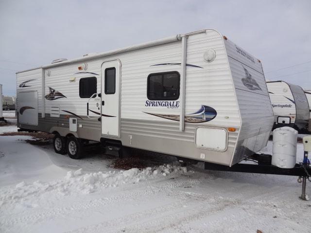 NEW 2012 KEYSTONE SPRINGDALE 295RBSSR - Jack's Campers