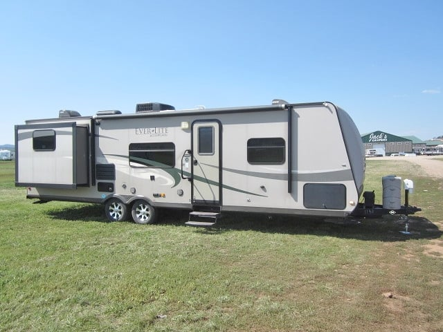 USED 2011 EVERGREEN EVER LITE 31DS - Jack's Campers