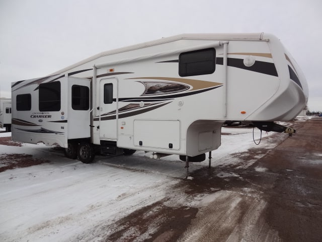 NEW 2011 CROSSROADS CRUISER 315RE - Jack's Campers