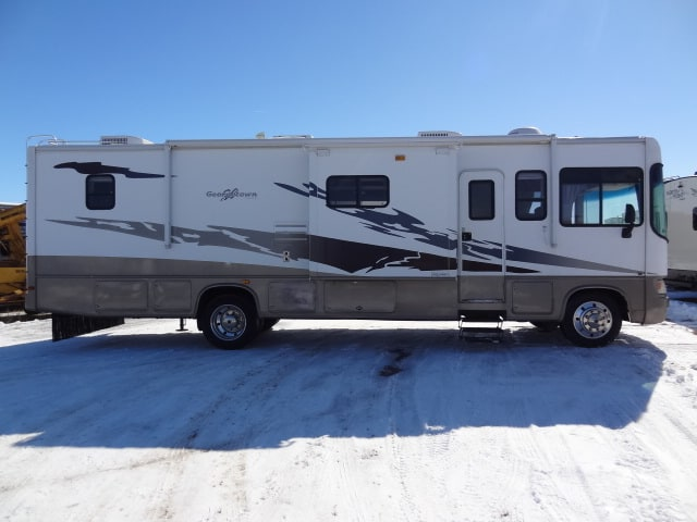 NEW 2007 FOREST RIVER GEORGETOWN 340TS - Jack's Campers