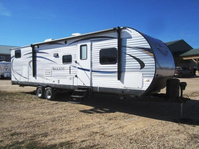 USED 2016 FOREST RIVER SALEM 29QBDS - Jack's Campers
