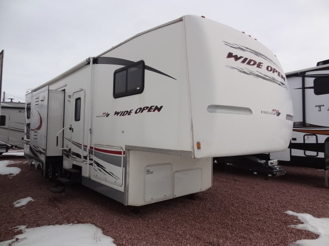 USED 2007 GULFSTREAM WIDE OPEN 38MAX - Jack's Campers