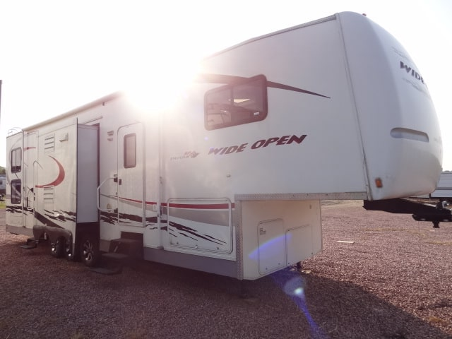 USED 2007 GULF STREAM WIDE OPEN 38MAX - Jack's Campers