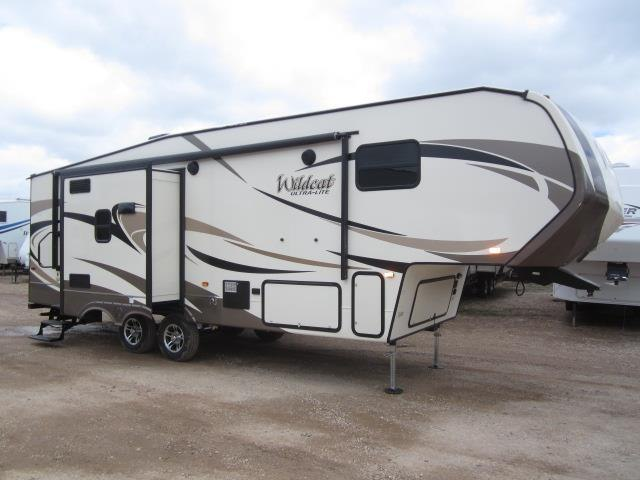 NEW 2018 FOREST RIVER WILDCAT ULTRA-LITE 26CK - Jack's Campers