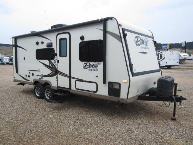 USED 2016 FOREST RIVER ROCKWOOD ROO 233S - Jack's Campers