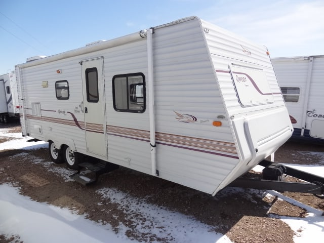 USED 2000 Jayco QWEST 244B - Jack's Campers