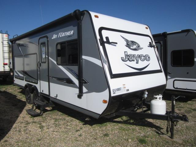 NEW 2016 JAYCO JAY FEATHER 7 20XTG - Jack's Campers