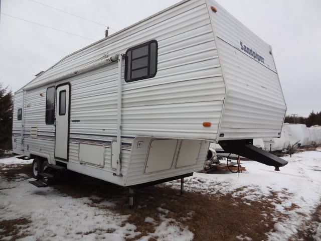 USED 1998 Forest River SANDPIPER 30 - Jack's Campers