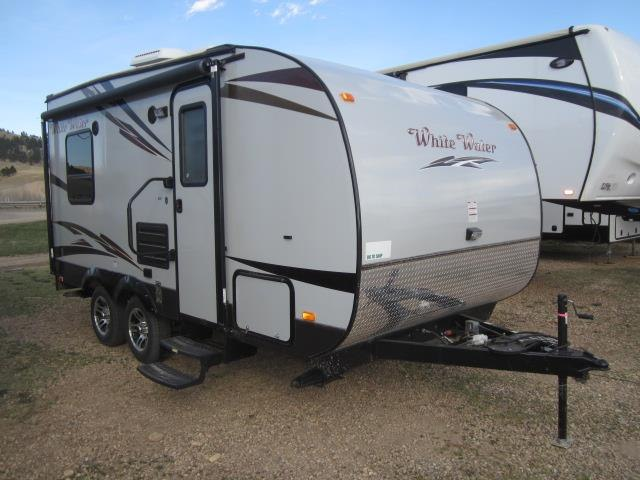 NEW 2016 RIVERSIDE RV WHITE WATER 819 - Jack's Campers