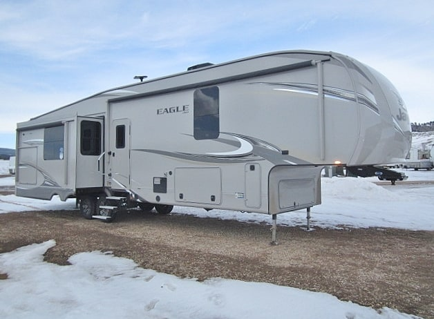 NEW 2018 JAYCO EAGLE 336FBOK - Jack's Campers