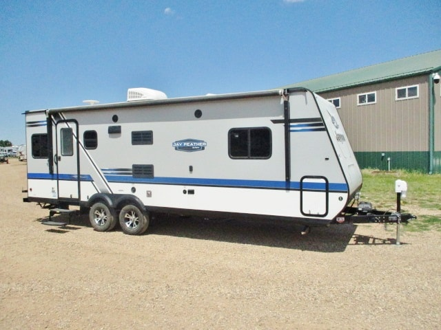 USED 2018 JAYCO JAY FEATHER 7 23RD