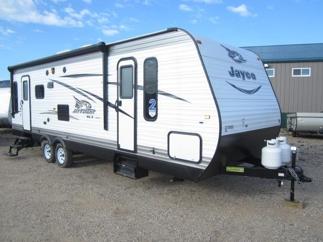 NEW 2016 JAYCO JAY FLIGHT SLX 265RLSW - Jack's Campers