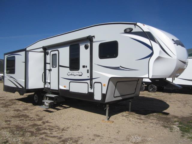 NEW 2016 KEYSTONE SPRINGDALE 278FWRL - Jack's Campers