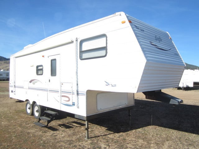 USED 2001 JAYCO EAGLE 277RBS - Jack's Campers