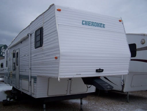 USED 1998 FOREST RIVER CHEROKEE 29RK - Jack's Campers