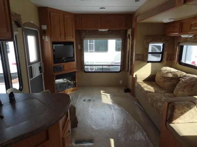 USED 2008 FOREST RIVER CARDINAL 33SBLE - Jack's Campers
