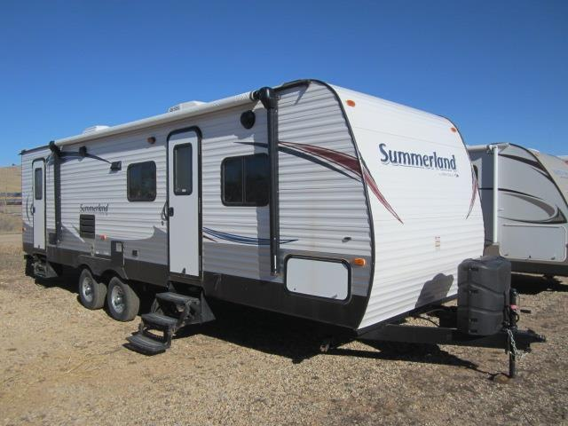 USED 2016 KEYSTONE SUMMERLAND 2820BH - Jack's Campers