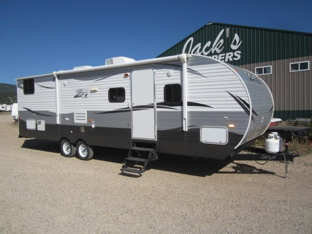 NEW 2016 CROSSROADS Z-1 301BH - Jack's Campers
