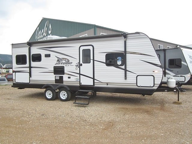 NEW 2018 JAYCO JAY FLIGHT SLX 245RLS - Jack's Campers