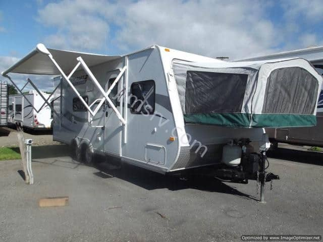 USED 2011 STAR CRAFT TRAVEL STAR 237RBS