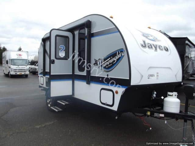 NEW 2018 Jayco HUMMINGBIRD 16MRB