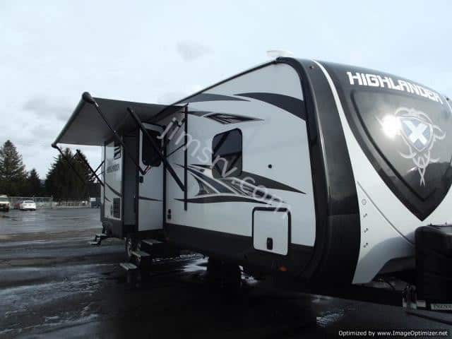 NEW 2018 HIGHLAND RIDGE HIGHLANDER 31RGR