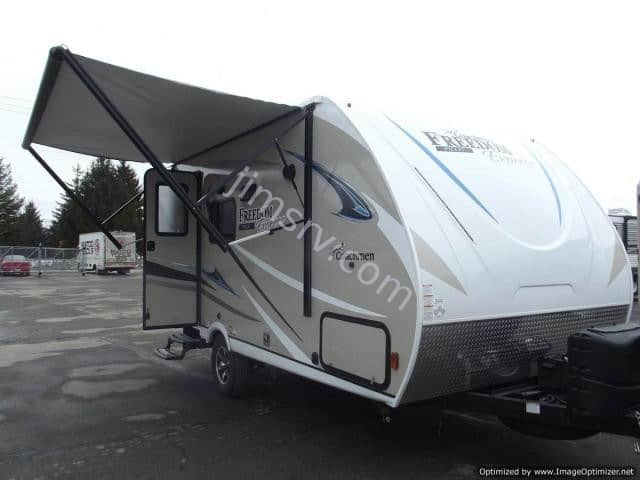 NEW 2018 Forest River COACHMEN FREEDOM EXPRESS 19FBS