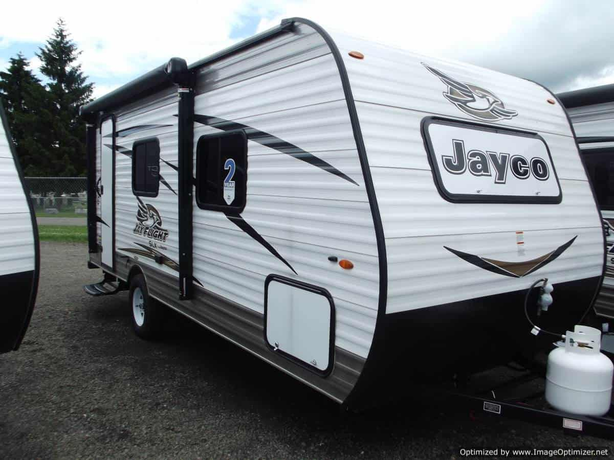 NEW 2018 Jayco JAYFLIGHT SLX 195RB