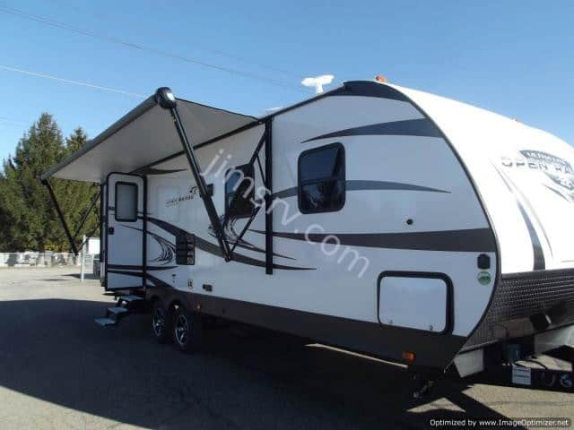 NEW 2018 HIGHLAND RIDGE OPEN RANGE ULTRA LITE 2802BH