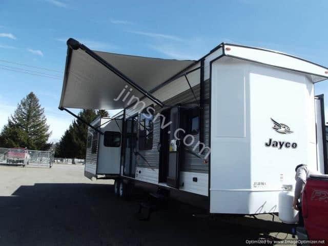 2018 JAYCO JAY FLIGHT BUNGALOW 40RLTS