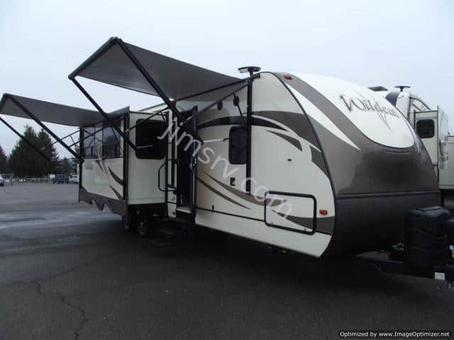 NEW 2019 Forest River WILDCAT 343BIK
