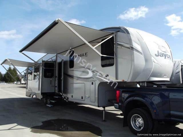 NEW 2018 Jayco EAGLE 347BHOK