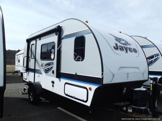 NEW 2018 Jayco HUMMINGBIRD 17RB