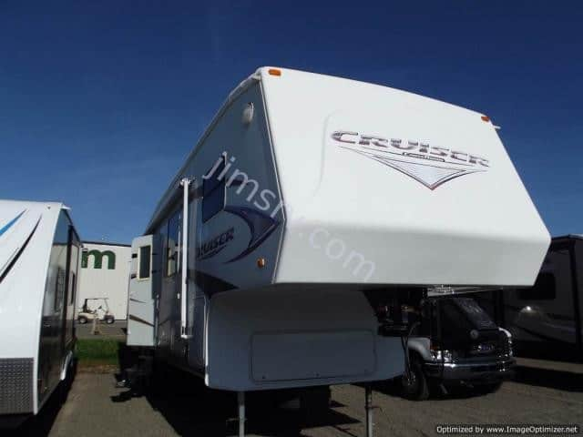 USED 2007 CrossRoads CRUISER 32BL
