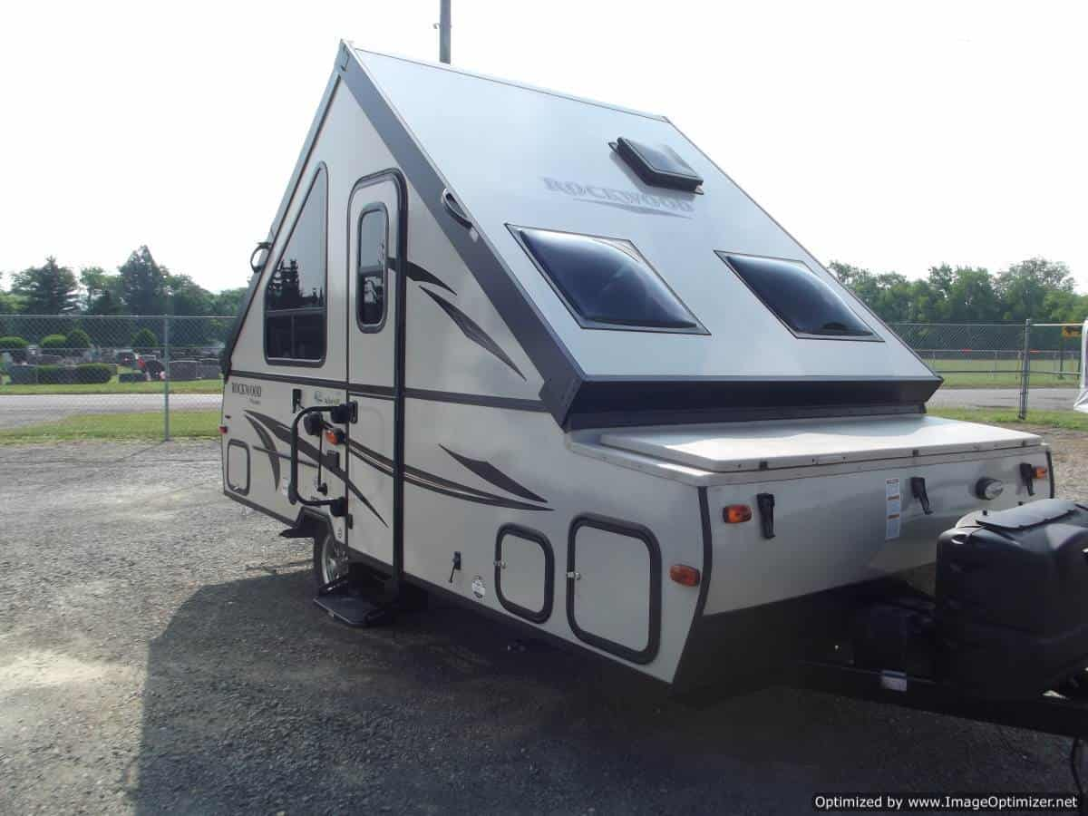 USED 2016 Forest River ROCKWOOD A FRAME A122S