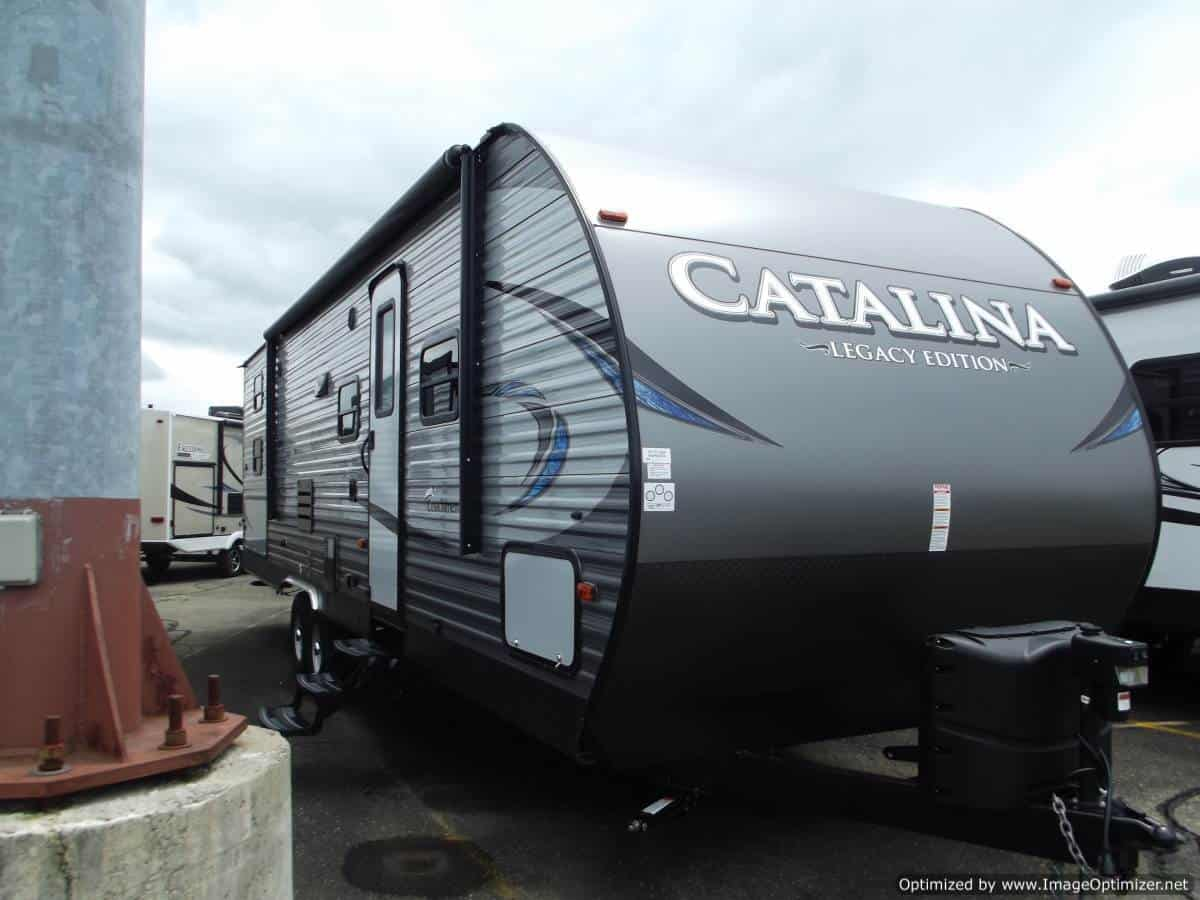NEW 2019 FOREST RIVER COACHMEN CATALINA 293QBCK